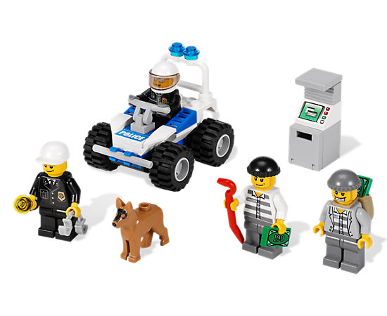 Police Minifigure Collection 7279 City Lego Shop