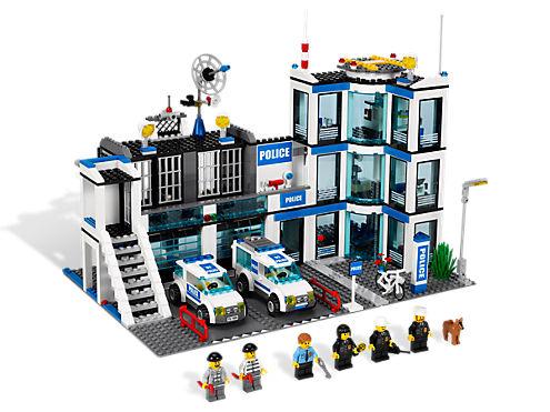 police station 7498 city lego shop - Lgo City Police