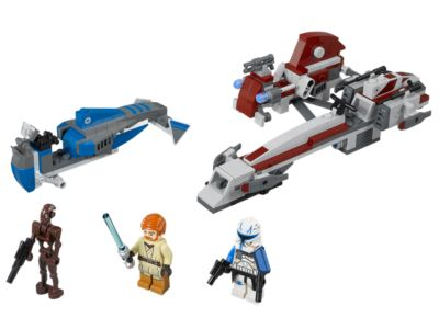 BARC Speeder™ with Sidecar - 75012 | Star Wars™ | LEGO Shop
