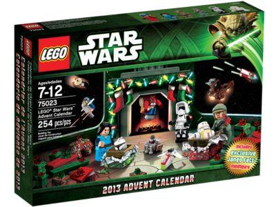 LEGO® Star Wars™ Advent Calendar - 75023 | Star Wars™ | LEGO Shop