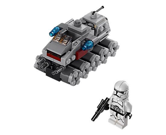 Clone Turbo Tank™ - 75028 | Star Wars™ | LEGO Shop