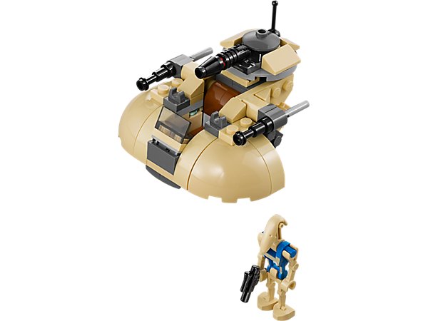 Explore product details and fan reviews for buildable toy AAT™ 75029 from Star Wars TM. Buy today with The Official LEGO® Shop Guarantee.