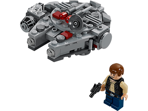 Explore product details and fan reviews for buildable toy Millennium Falcon™ 75030 from Star Wars TM. Buy today with The Official LEGO® Shop Guarantee.