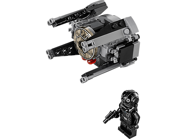 Explore product details and fan reviews for buildable toy TIE Interceptor™ 75031 from Star Wars TM. Buy today with The Official LEGO® Shop Guarantee.