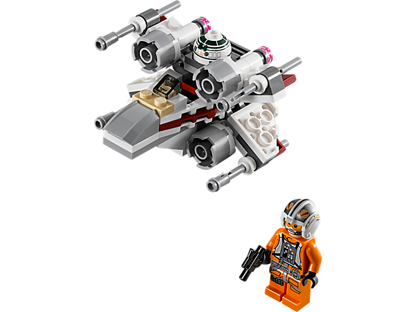 <div>Explore product details and fan reviews for buildable toy X-wing Fighter™ 75032 from Star Wars TM. Buy today with The Official LEGO® Shop Guarantee.</div>