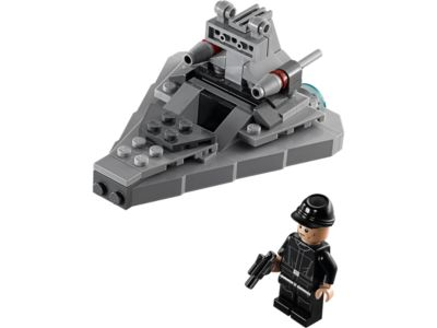 Explore product details and fan reviews for buildable toy Star Destroyer™ 75033 from Star Wars TM. Buy today with The Official LEGO® Shop Guarantee.