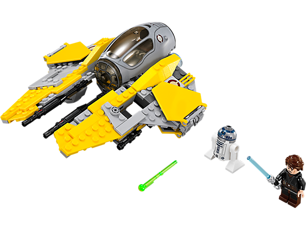 Explore product details and fan reviews for buildable toy Jedi™ Interceptor 75038 from Star Wars TM. Buy today with The Official LEGO® Shop Guarantee.