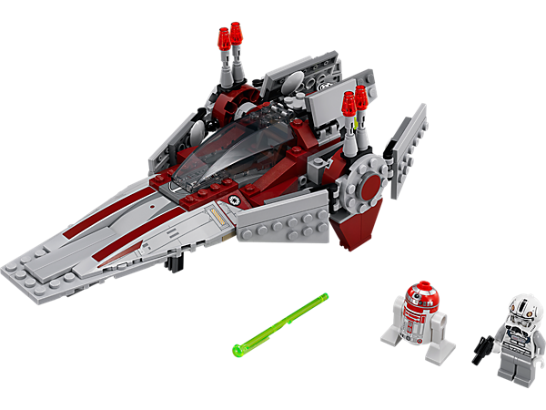 Explore product details and fan reviews for buildable toy V-wing Starfighter™ 75039 from Star Wars TM. Buy today with The Official LEGO® Shop Guarantee.