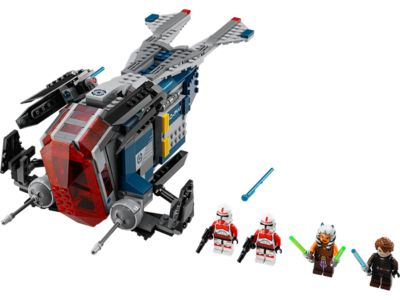 Explore product details and fan reviews for buildable toy Coruscant™ Police Gunship 75046 from Star Wars TM. Buy today with The Official LEGO® Shop Guarantee.