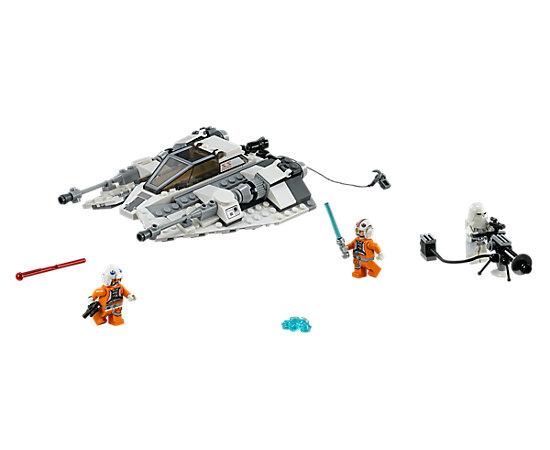 snowspeeder™ - 75049 | star wars™ | lego shop