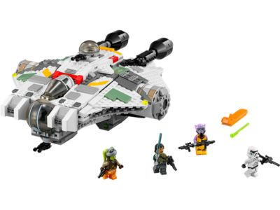 Explore product details and fan reviews for The Ghost 75053 from Star Wars™. Buy today with The Official LEGO® Shop Guarantee.