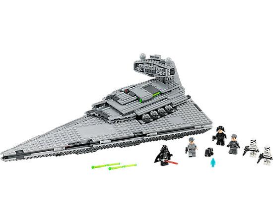 Imperial Star Destroyer™ - 75055   Star Wars™   LEGO Shop