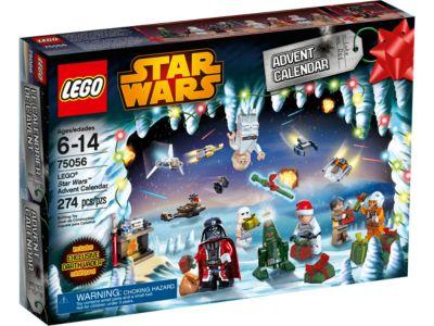 LEGO® <i>Star Wars</i>™ Advent Calendar - 75056   Star Wars ...
