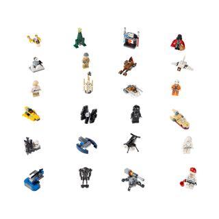 레고® 스타워즈™ 크리스마스 캘린더