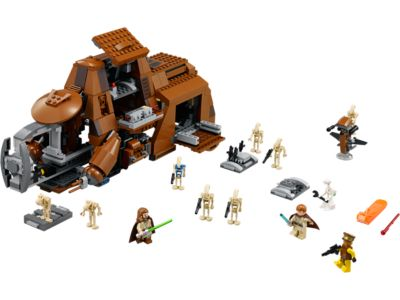 Explore product details and fan reviews for MTT™ 75058 from Star Wars™. Buy today with The Official LEGO® Shop Guarantee.