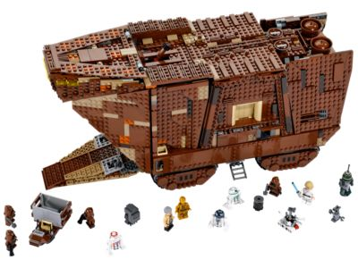 Explore product details and fan reviews for buildable toy Sandcrawler™ 75059 from D2C Exclusive-Star Wars TM. Buy today with The Official LEGO® Shop Guarantee.