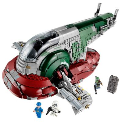 <p>Explore product details and fan reviews for Slave I™ 75060 from Star Wars™. Buy today with The Official LEGO® Shop Guarantee. </p>