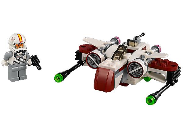 Arc 170 Starfighter 75072 Star Wars Lego Shop