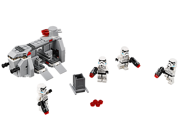 <p>Explore product details and fan reviews for Imperial Troop Transport 75078 from Star Wars™. Buy today with The Official LEGO® Shop Guarantee.</p>