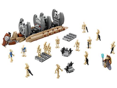 Battle Droid Troop Carrier  75086  Star Wars  LEGO Shop