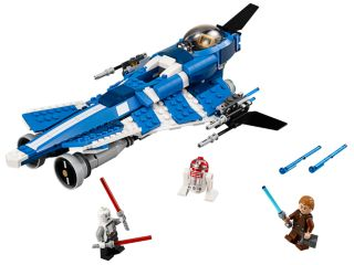 Anakin's Custom Jedi Starfighter™
