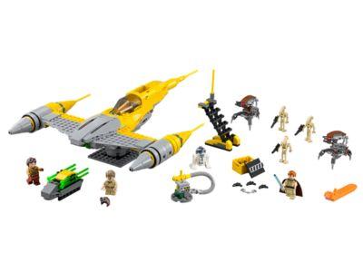Naboo Starfighter™ - 75092 | Star Wars™ | LEGO Shop