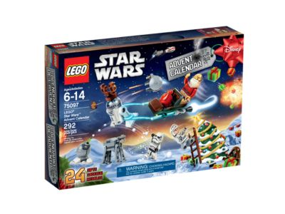 lego® star wars™ advent calendar - 75097 | star wars™ | lego shop