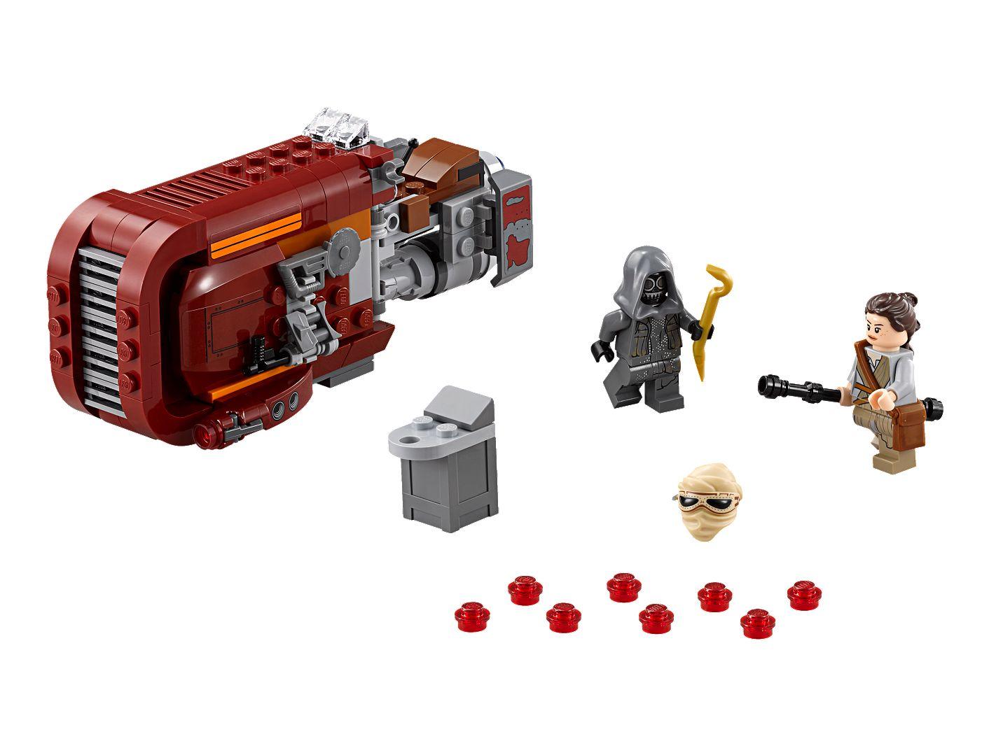 Reys Speeder 75099 Star Wars Lego Shop