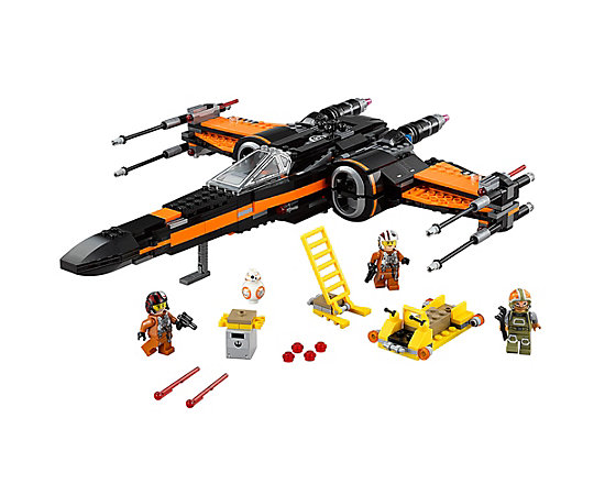 poe 39 s x wing fighter 75102 star wars lego shop. Black Bedroom Furniture Sets. Home Design Ideas