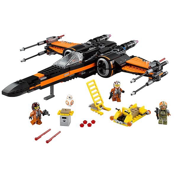 Poes X Wing Fighter 75102 Star Wars Lego Shop