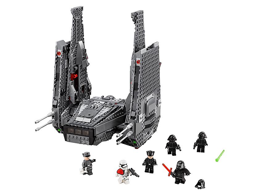 prix LEGO 75104 Kylo Ren S Command Shuttle