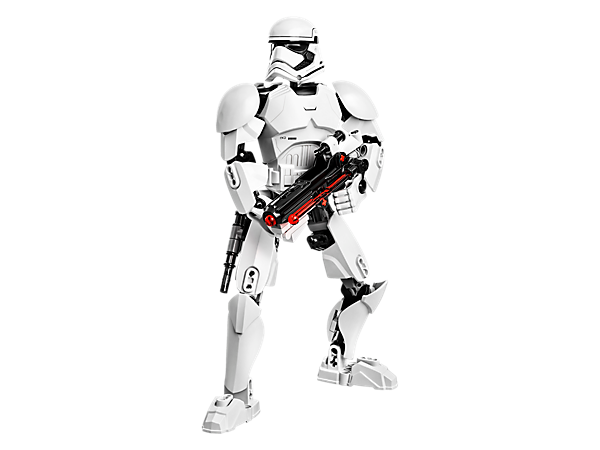 Explore product details and fan reviews for First Order Stormtrooper™ 75114 from Star Wars™. Buy today with The Official LEGO® Shop Guarantee.