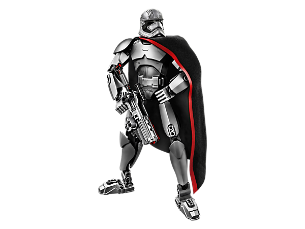 Explore product details and fan reviews for Captain Phasma™ 75118 from Star Wars™. Buy today with The Official LEGO® Shop Guarantee.