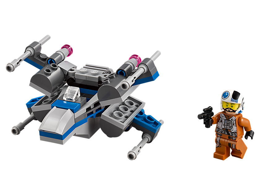 "Resistance X-Wing Fighter"" 6135656"
