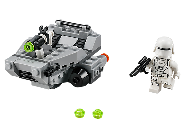 Explore product details and fan reviews for First Order Snowspeeder™ 75126 from Star Wars™. Buy today with The Official LEGO® Shop Guarantee.
