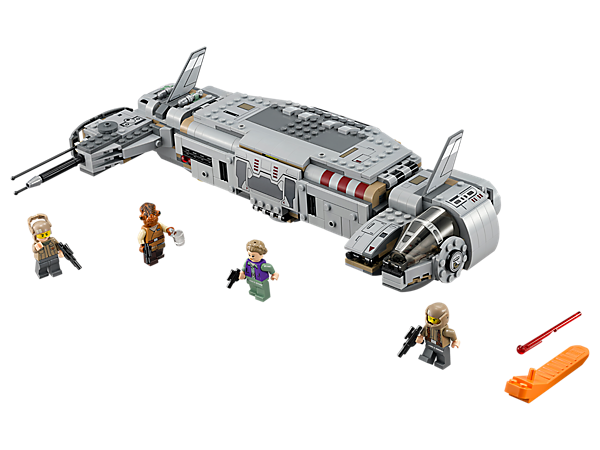 Explore product details and fan reviews for Resistance Troop Transporter 75140 from Star Wars™. Buy today with The Official LEGO® Shop Guarantee.