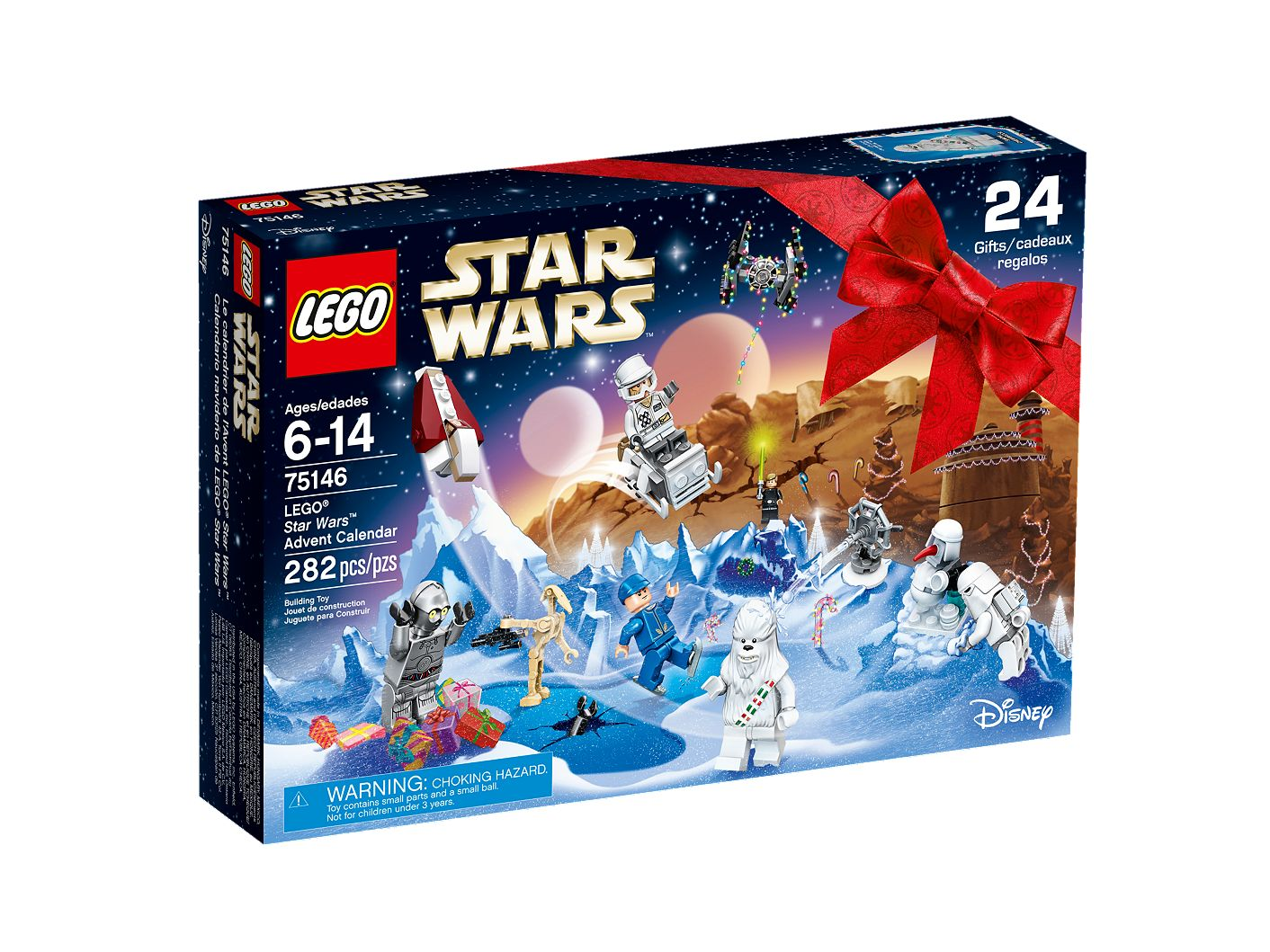 Calendrier Avent Lego Star Wars 2019.Lego Star Wars Advent Calendar 75146 Star Wars Buy Online At The Official Lego Shop De
