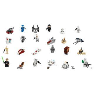 Calendario dell'Avvento LEGO® <i>Star Wars</i>™