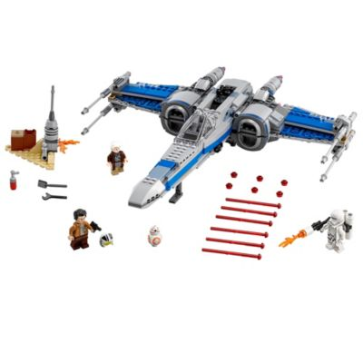 Resistance X-Wing Fighter™ - 75149 | Star Wars™ | LEGO Shop