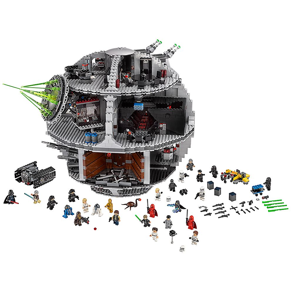 7ed955382e5 Death Star™ - 75159 | Star Wars™ | LEGO Shop