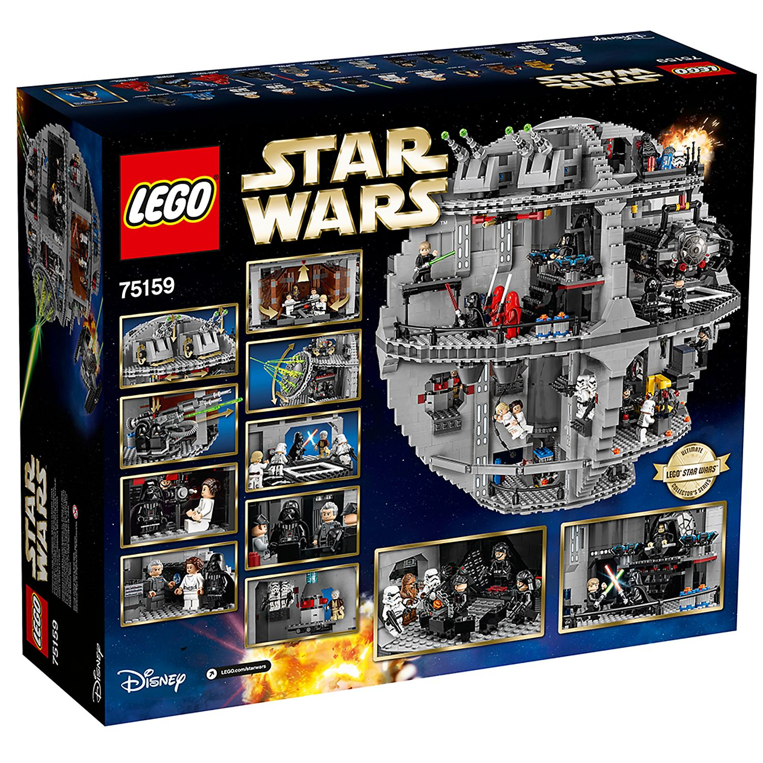 41acaee227d0 Death Star™ 75159 | Star Wars™ | Buy online at the Official LEGO® Shop US
