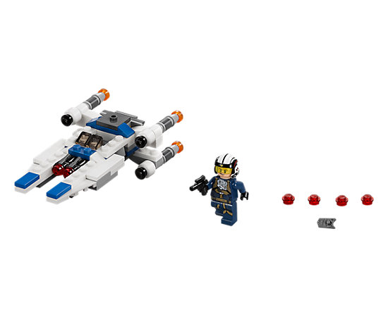 U-Wing™ Microfighter