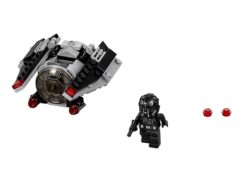 A fun little Star Wars microfighter set from LEGO