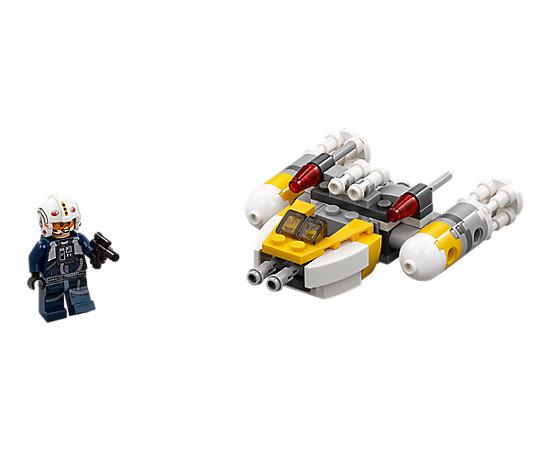 Y Wing Microfighter 75162 Star Wars Lego Shop