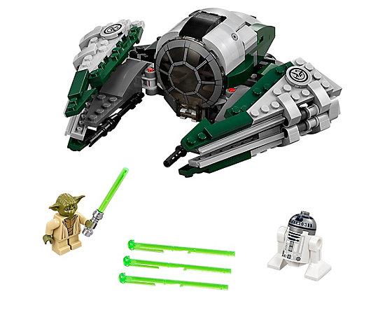 Yodas Jedi Starfighter 75168 Star Wars Lego Shop