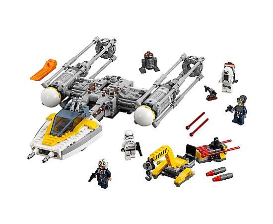 Y Wing Starfighter 75172 Star Wars Lego Shop