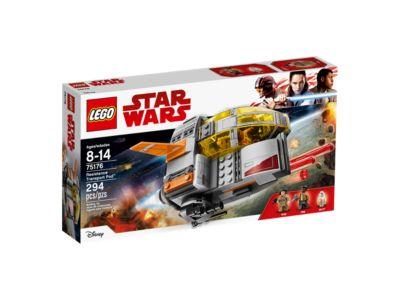 Resistance Transport Pod™ 75176 | Star Wars™ | Buy online at the Official  LEGO® Shop US