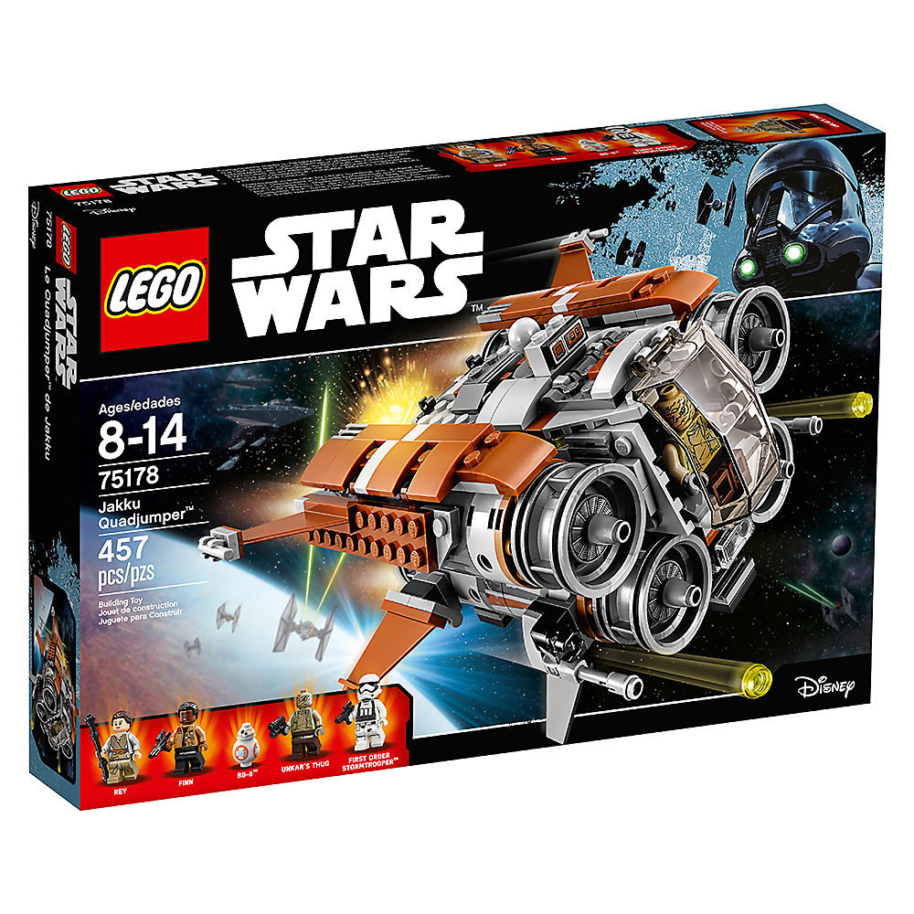 Summer 2017 Wave Of New Lego Sets Now Available Including Star Wars