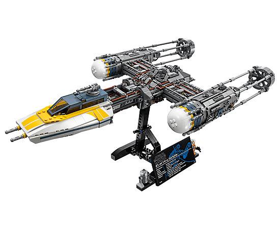 Y-Wing Starfighter™ - 75181   Star Wars™   LEGO Shop