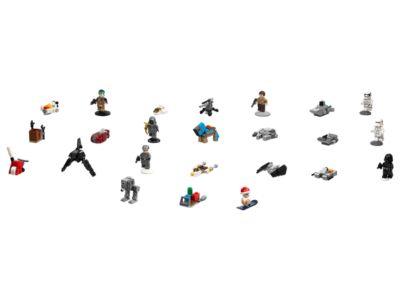 LEGO® Star Wars™ Advent Calendar - 75184 | Star Wars™ | LEGO Shop